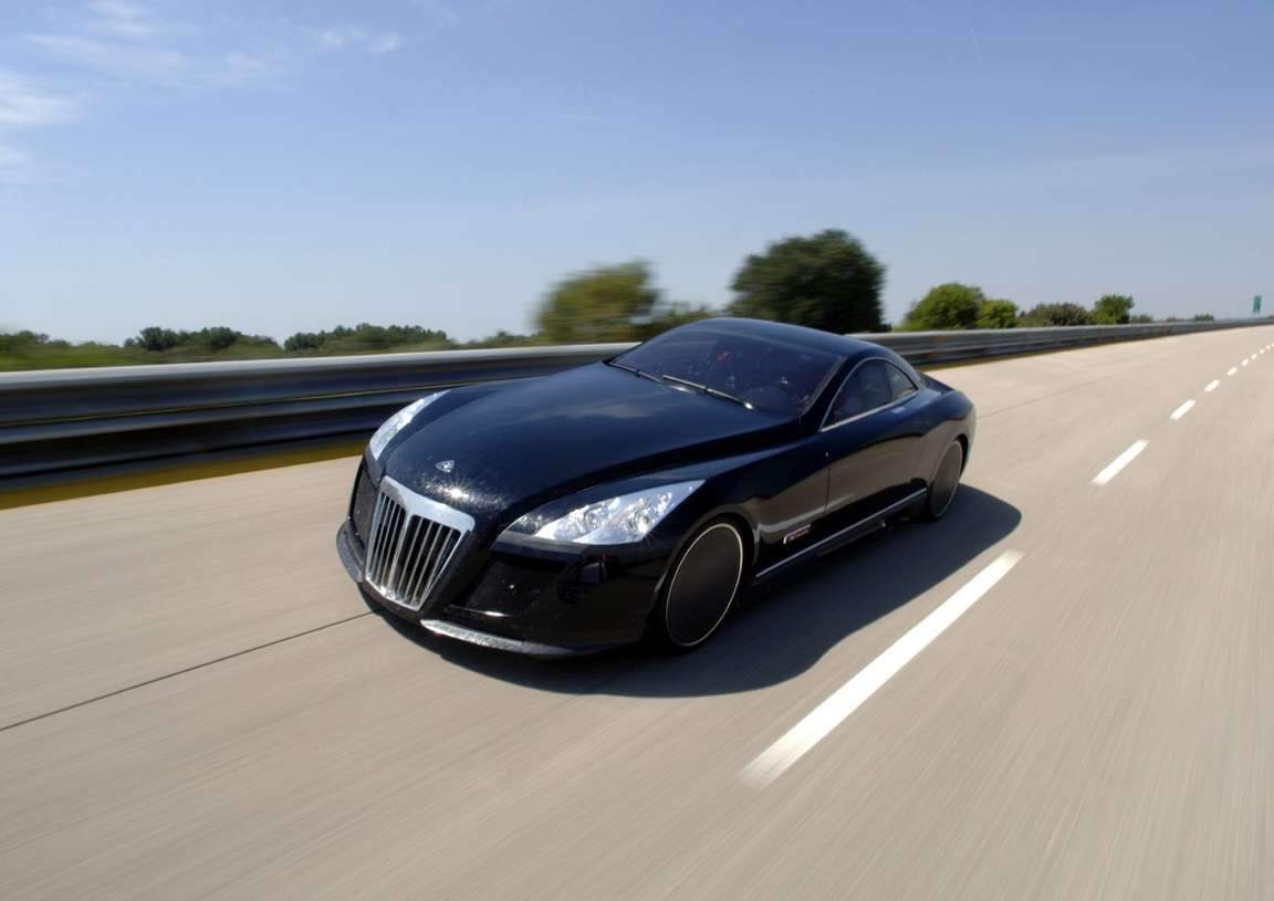 Maybach Exelero #9686694
