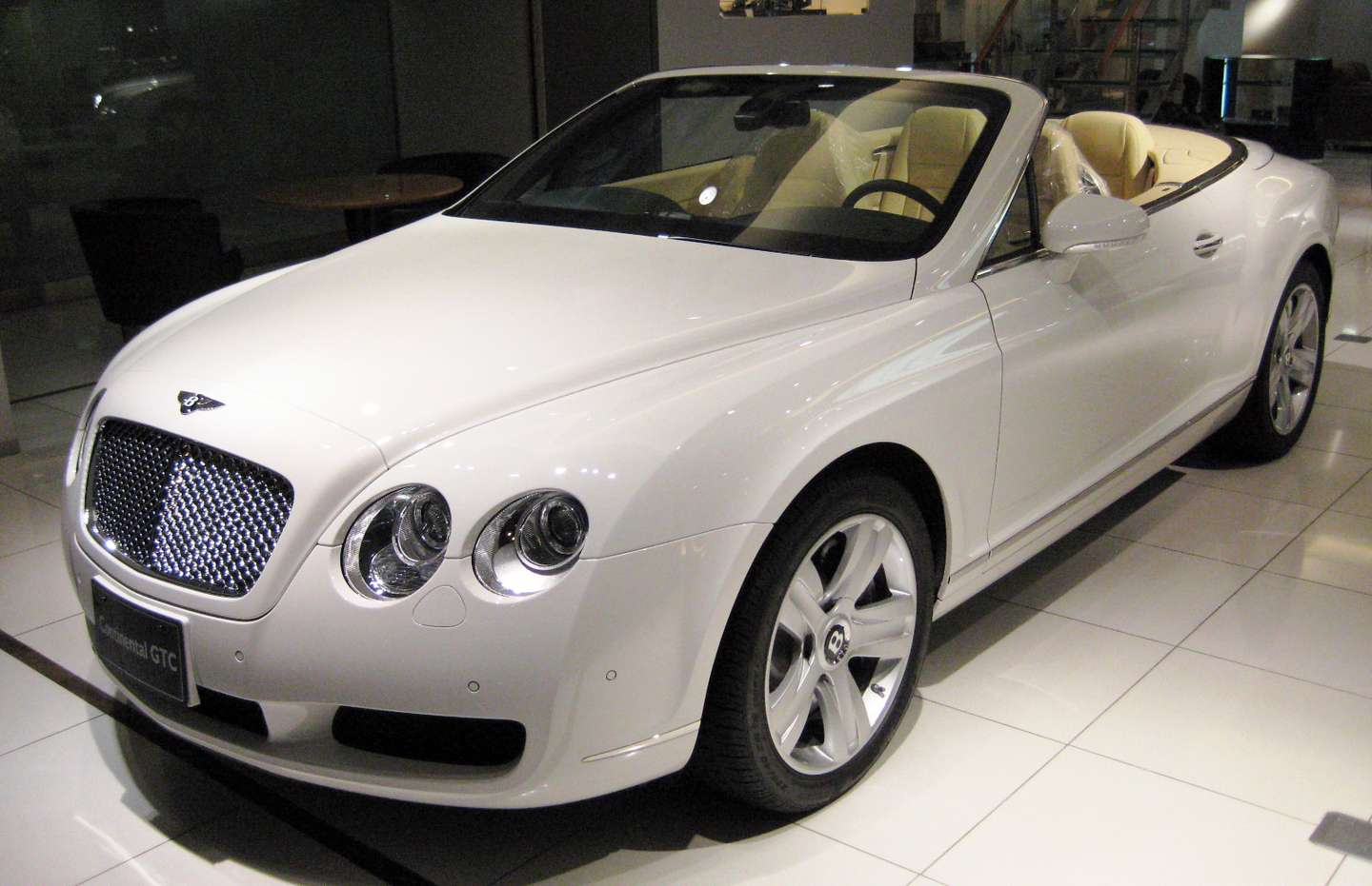 Bentley Continental GTC #7808041