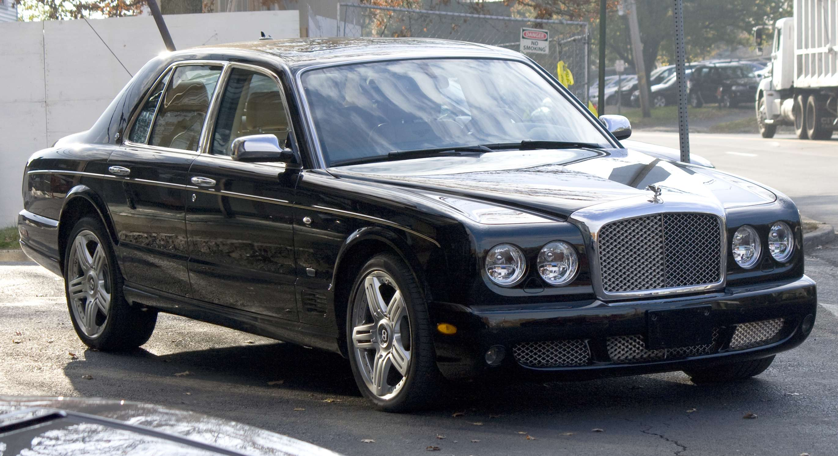 Bentley Arnage #9788142