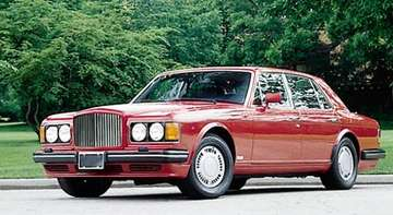 Bentley Turbo R #8281085