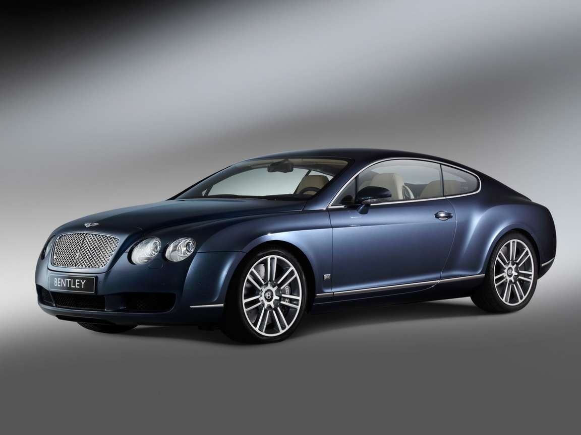 Bentley Continental GT #7579601