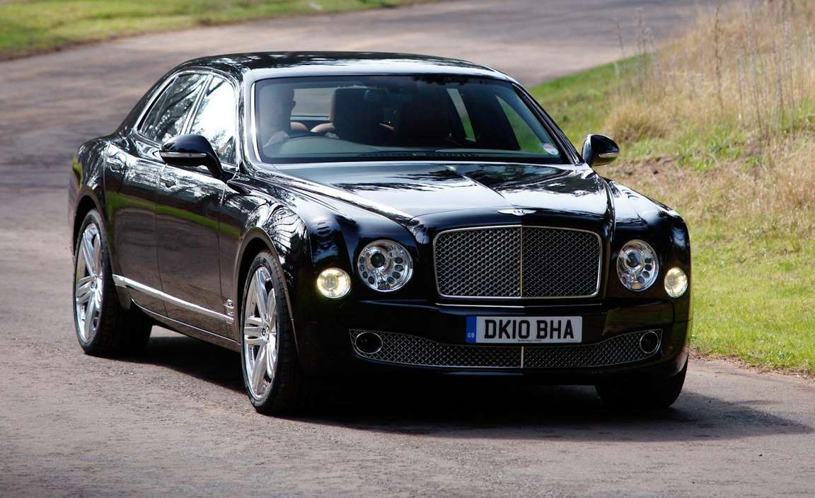 Bentley Mulsanne #9956590