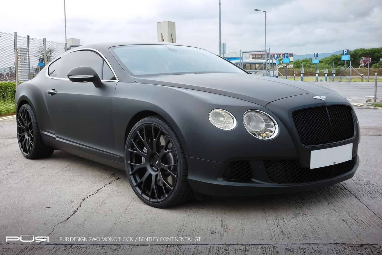 Bentley Continental GT #8900433