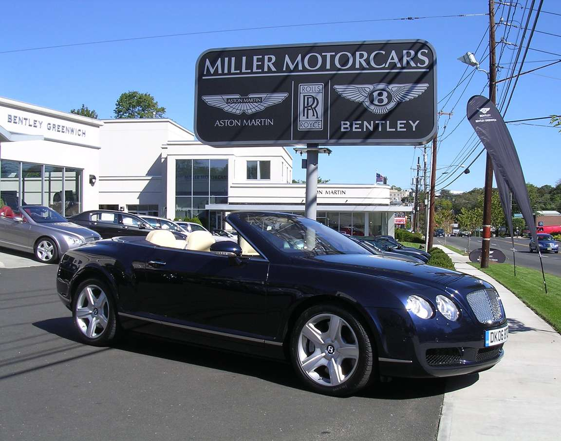 Bentley Continental GTC #8299229