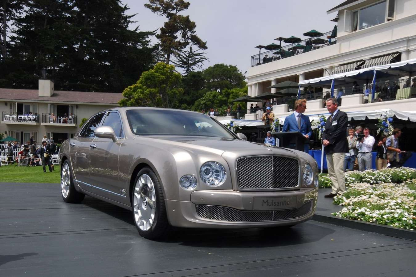 Bentley Mulsanne #8782853