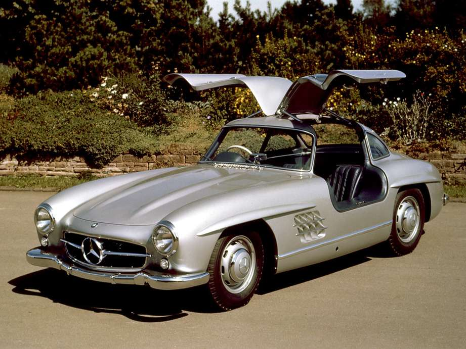 Mercedes-Benz 300SL #9063691