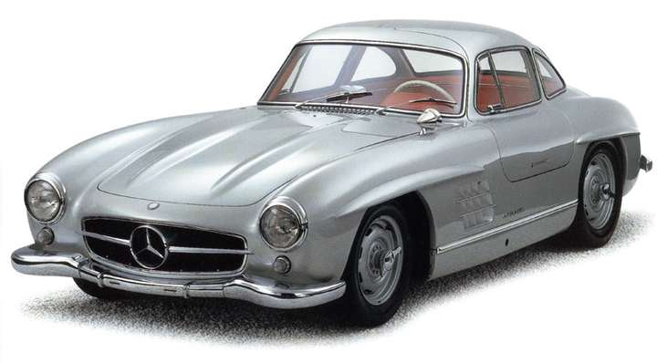 Mercedes-Benz 300 SL #9885863