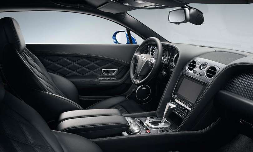 Bentley Continental GT Speed #9217223