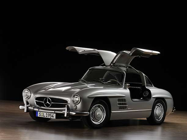 Mercedes-Benz 300 SL #7968913