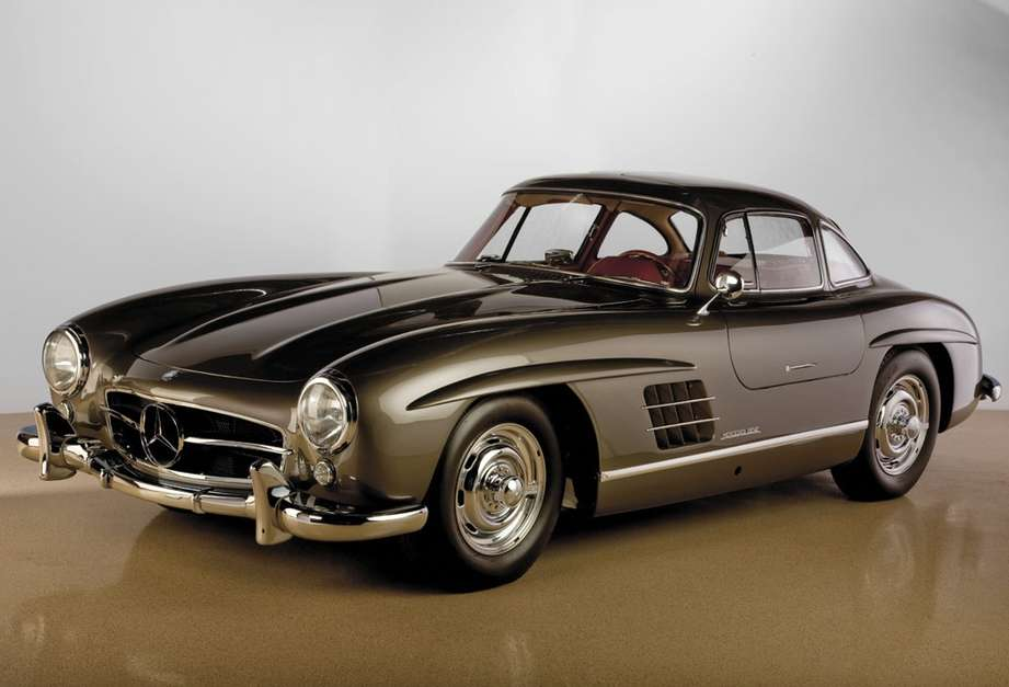 Mercedes-Benz 300 SL #8140177