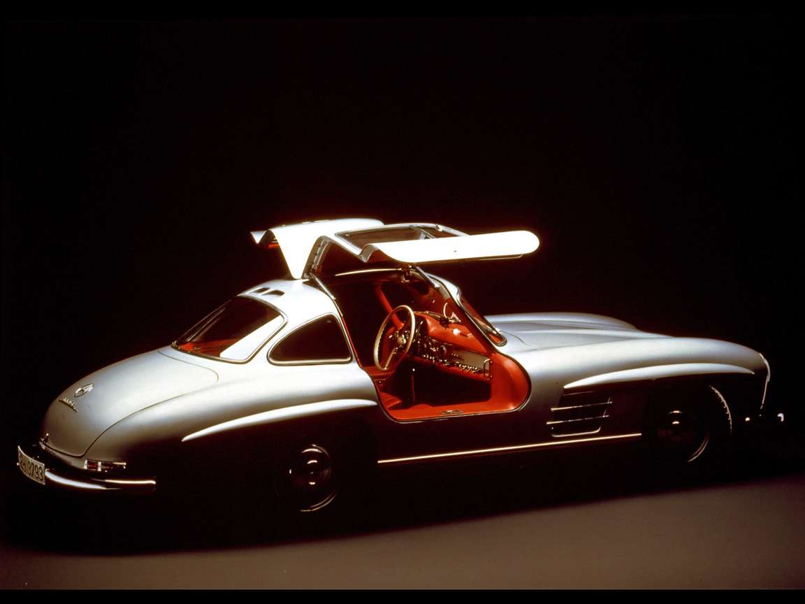 Mercedes-Benz 300SL #8937696