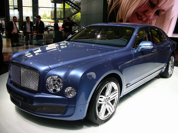 Bentley Mulsanne #9652212