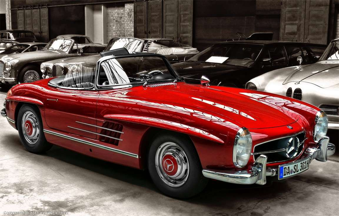Mercedes-Benz 300 SL #8997427