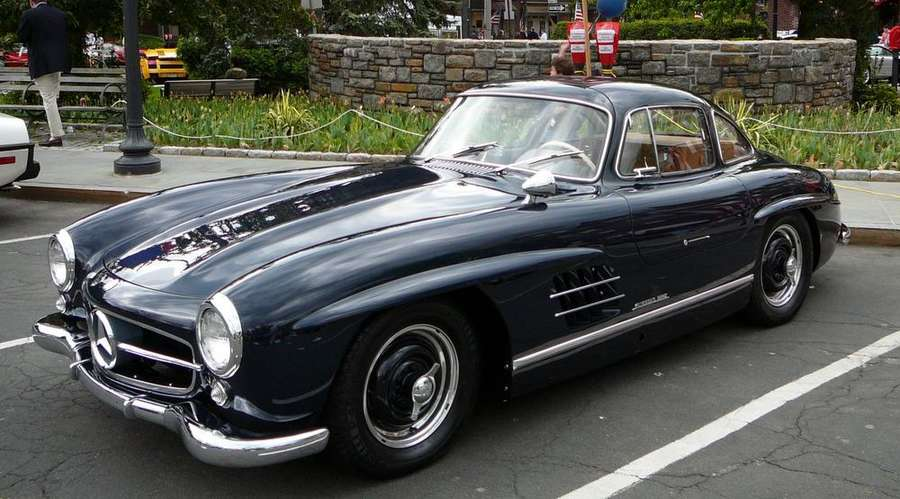 Mercedes-Benz 300SL #9257245