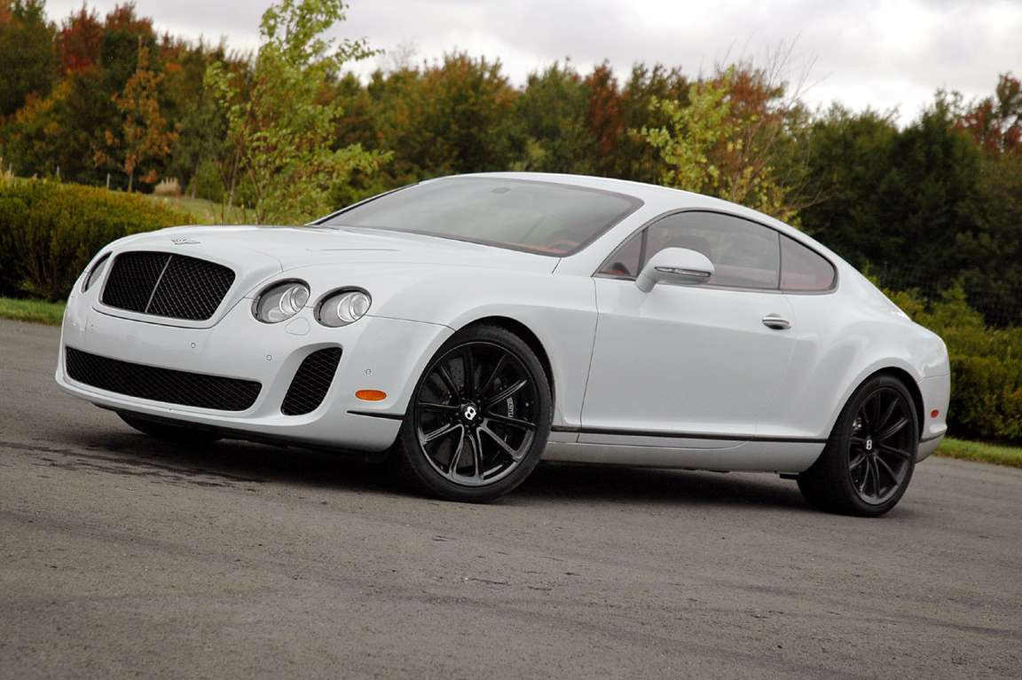 Bentley Continental Supersports #9159010