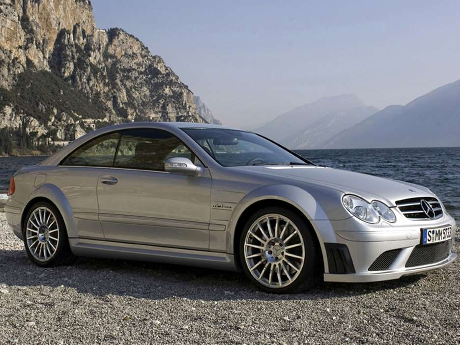 Mercedes-Benz CLK #7558531