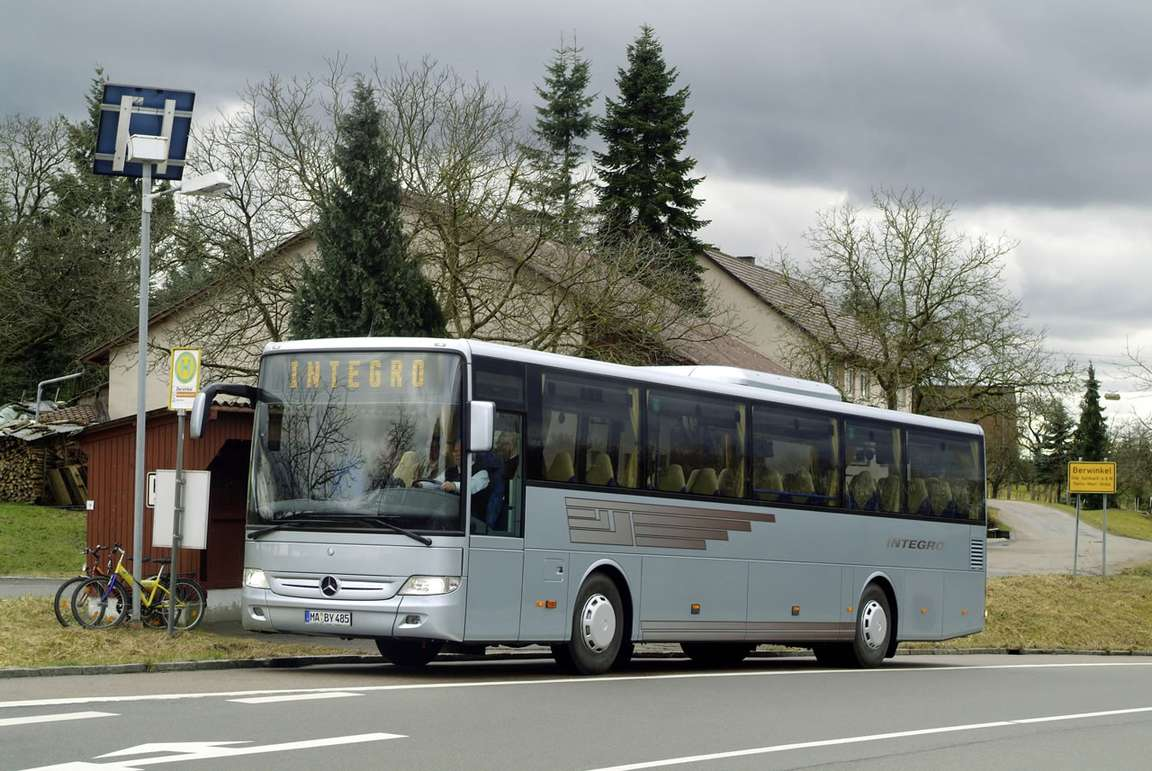 Mercedes-Benz Bus #8027959