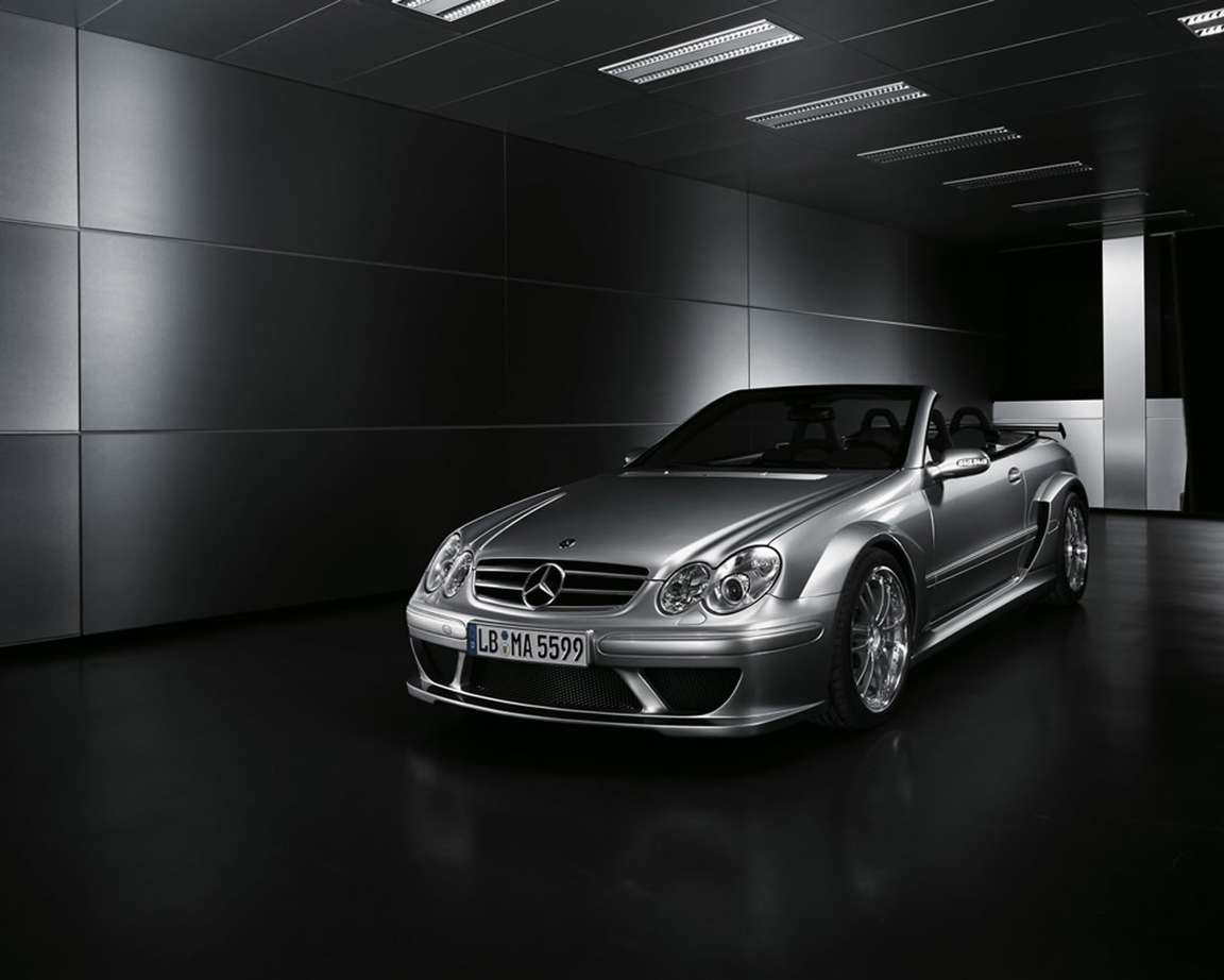 Mercedes-Benz CLK #8741264