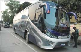 Mercedes-Benz Bus #7146072
