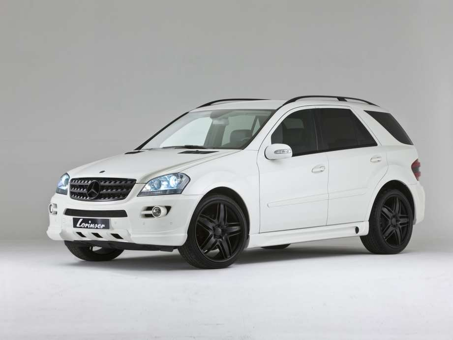 Mercedes-Benz ML #7017794
