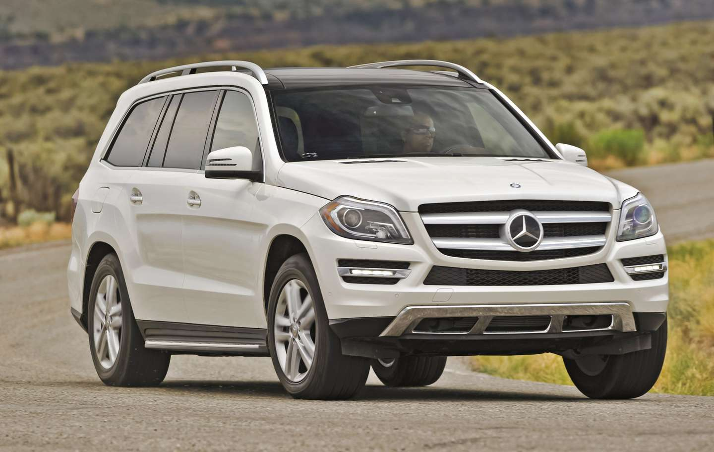 Mercedes-Benz GL #9679147
