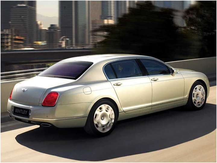 Bentley Continental Flying Spur #8432250