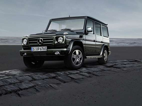 Mercedes-Benz G-Wagon #9465613