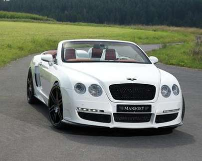 Bentley Continental GTC #9680078