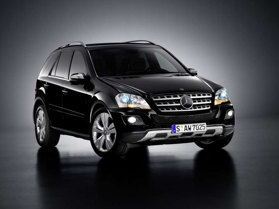 Mercedes-Benz ML #9968772