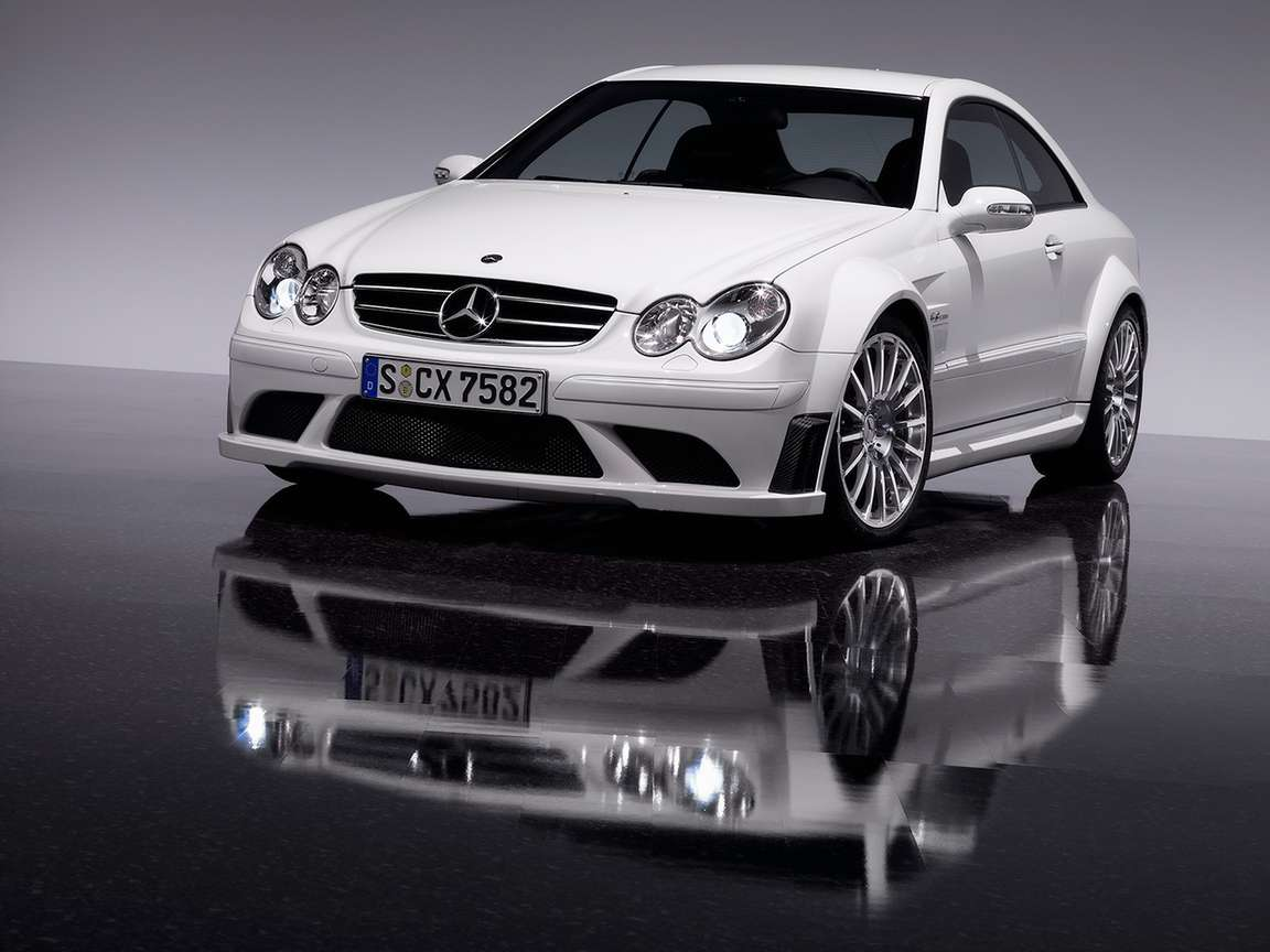 Mercedes-Benz CLK #7148738