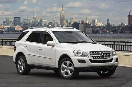 Mercedes-Benz ML 320 #8086855