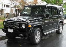 Mercedes-Benz G-Wagon #7403610