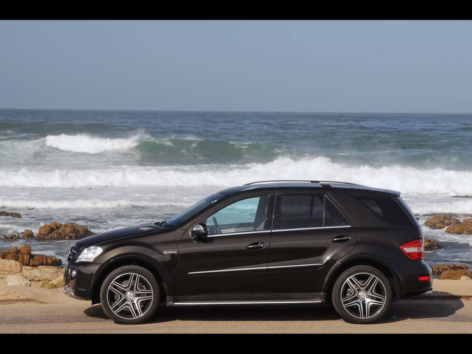 Mercedes-Benz ML #8783963