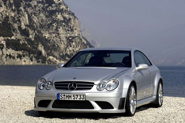 Mercedes-Benz CLK #7216977
