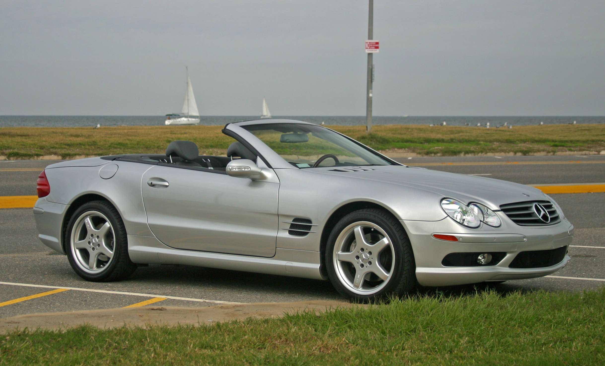 Mercedes-Benz SL 500 #9416445