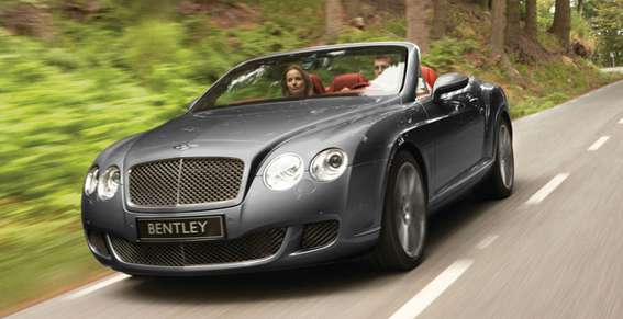 Bentley Continental GTC #7685197