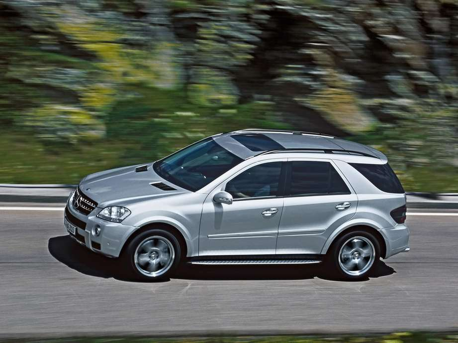 Mercedes-Benz ML #7978866