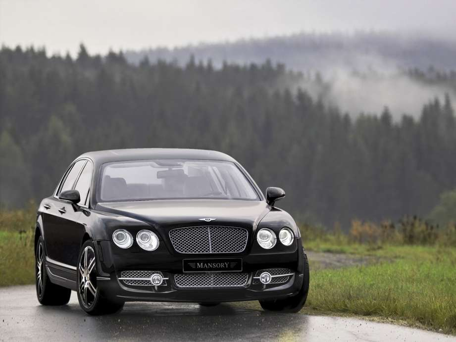 Bentley Continental Flying Spur #8054048