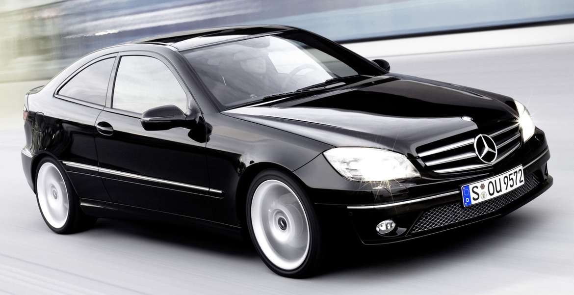 Mercedes-Benz CLC #7382354
