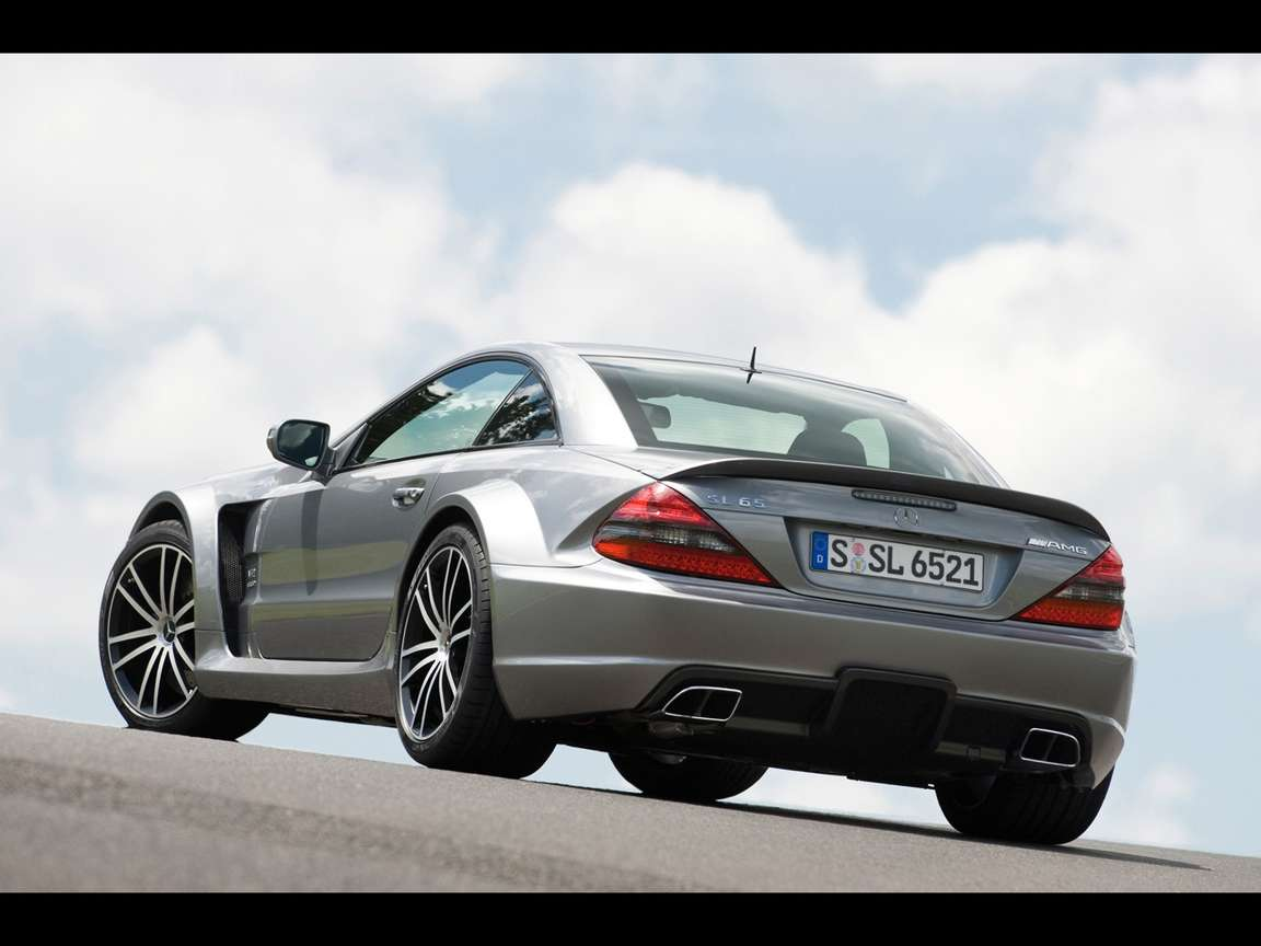 Mercedes-Benz SL #9925987