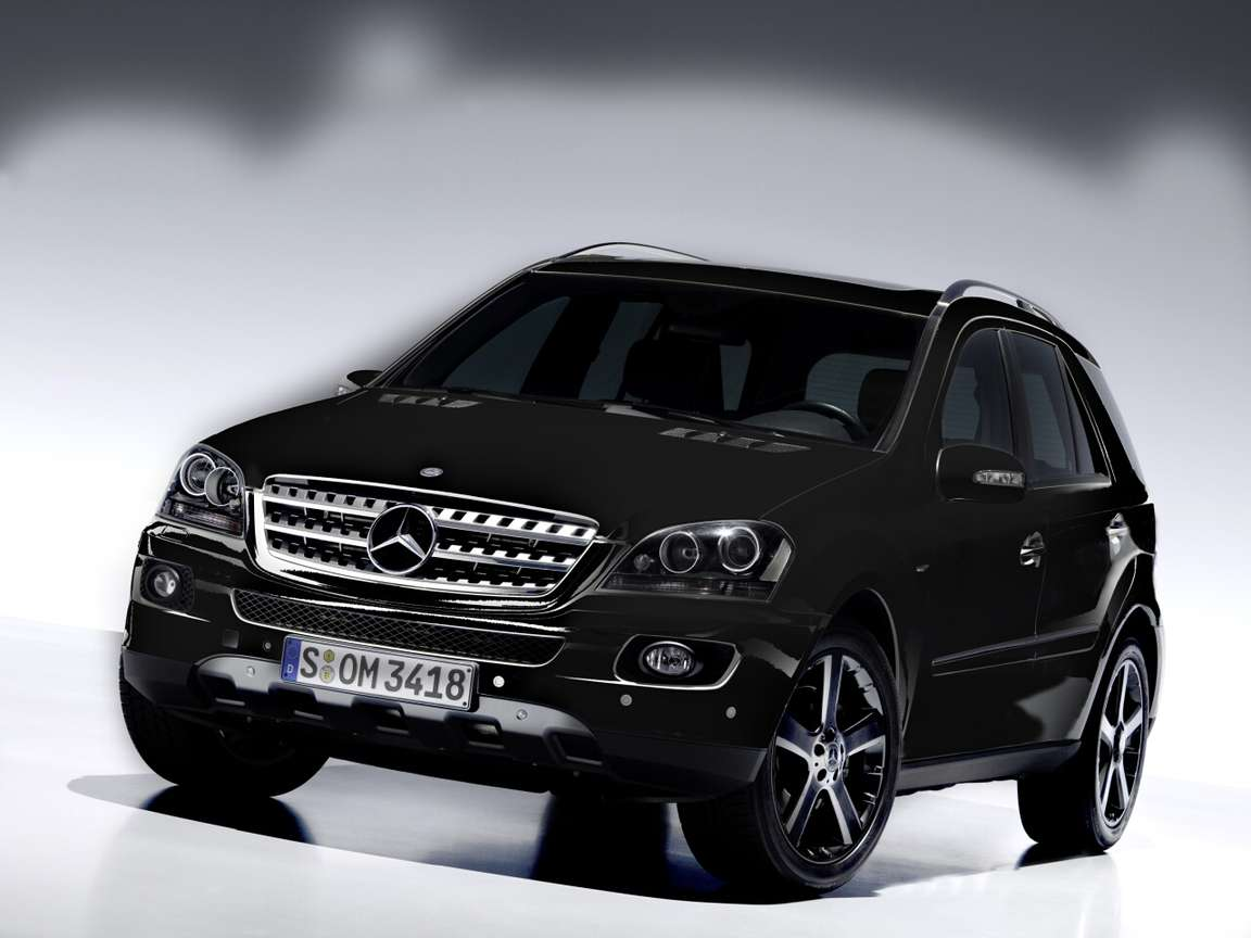 Mercedes-Benz ML 350 #8873783