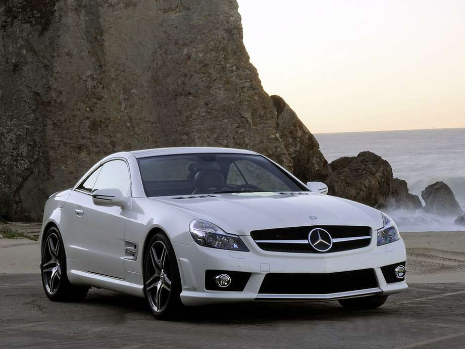 Mercedes-Benz SL #7931238