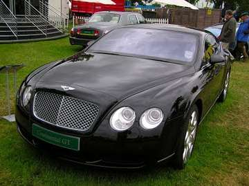 Bentley Continental #7203523