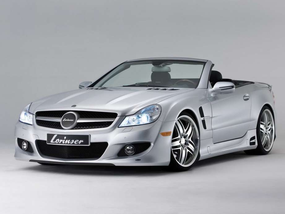 Mercedes-Benz SL 500 #9139206