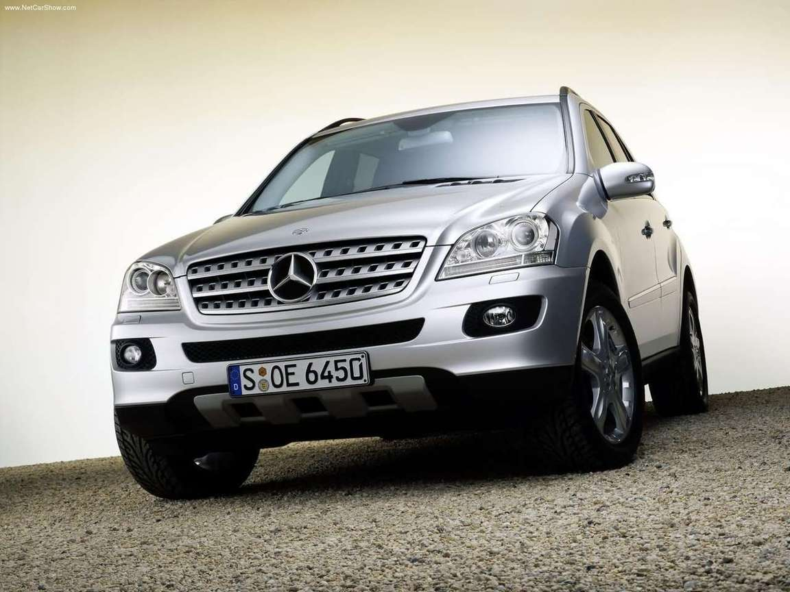 Mercedes-Benz ML 350 #7380217