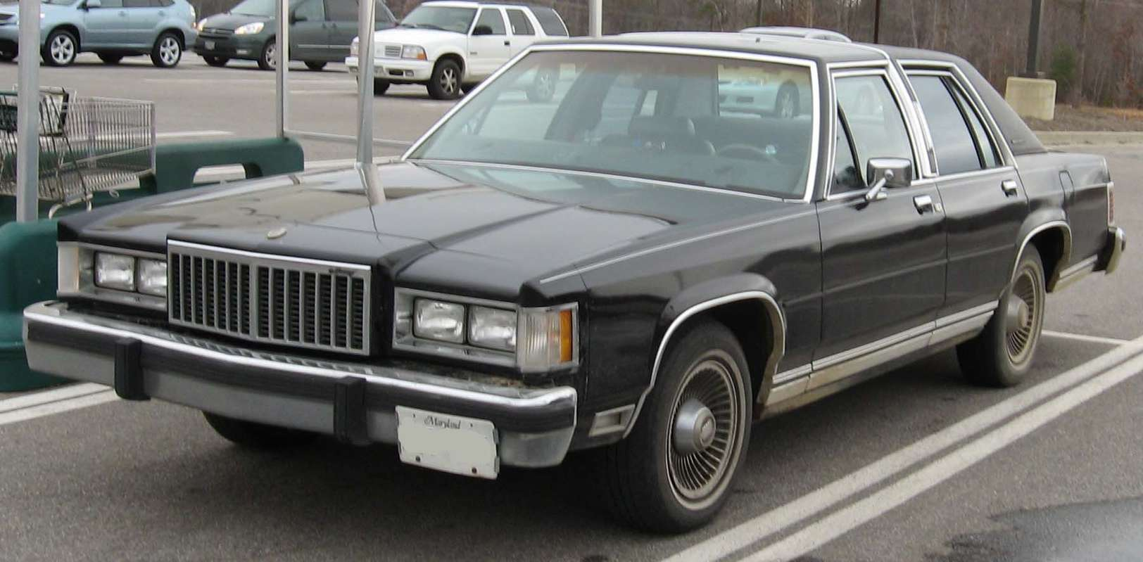 Mercury Grand Marquis #7180805