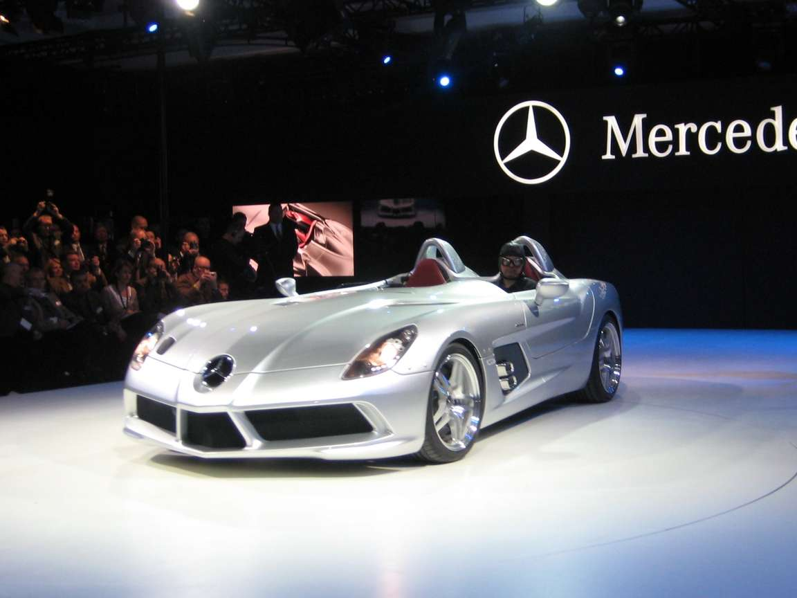 Mercedes-Benz SLR Stirling Moss #9013620
