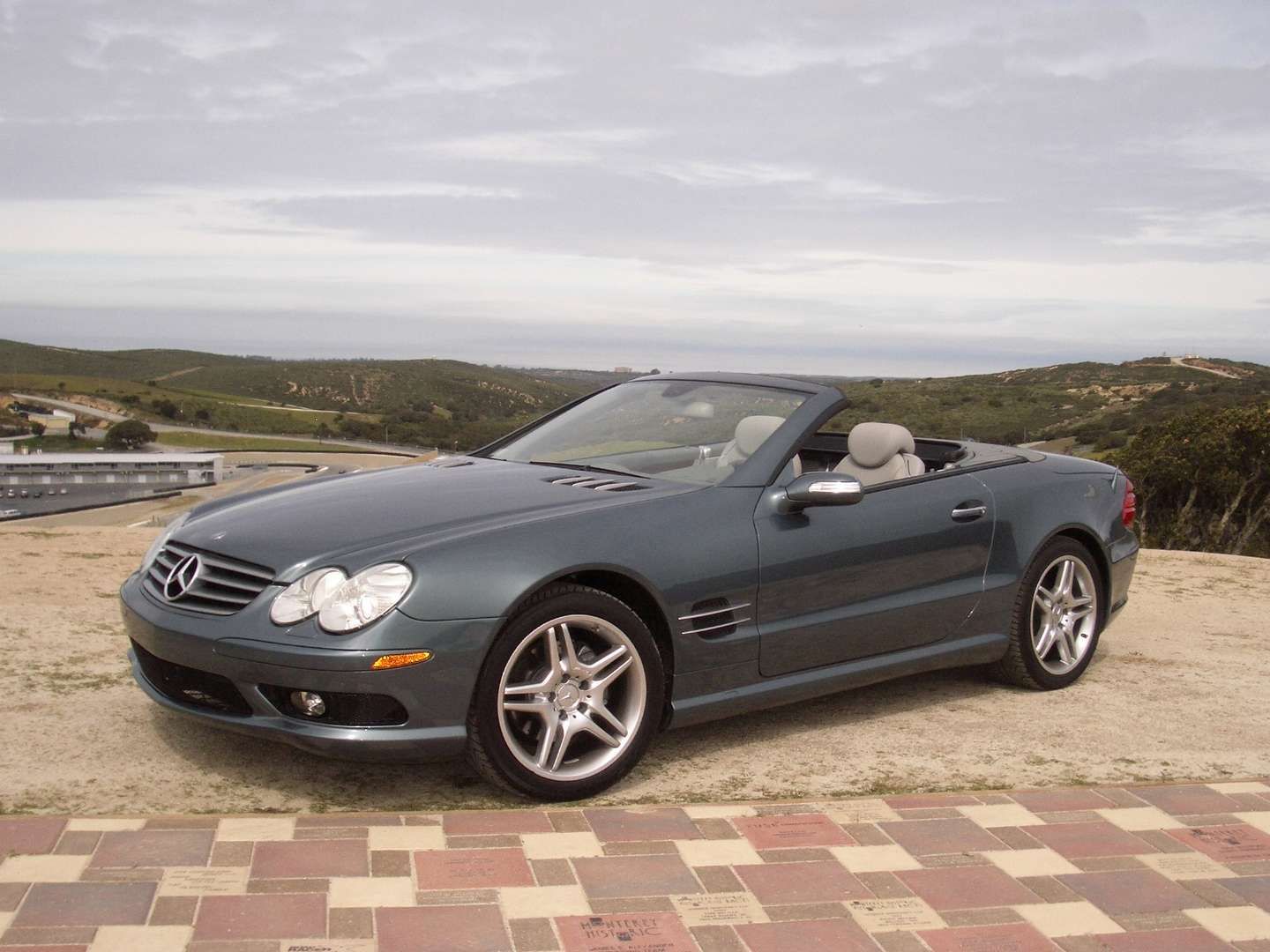 Mercedes-Benz SL 500 #7570114