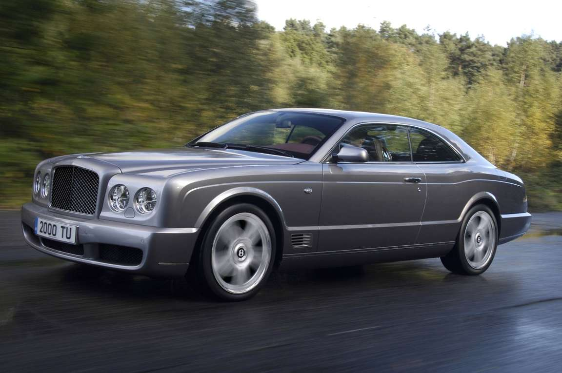 Bentley Brooklands #9471711