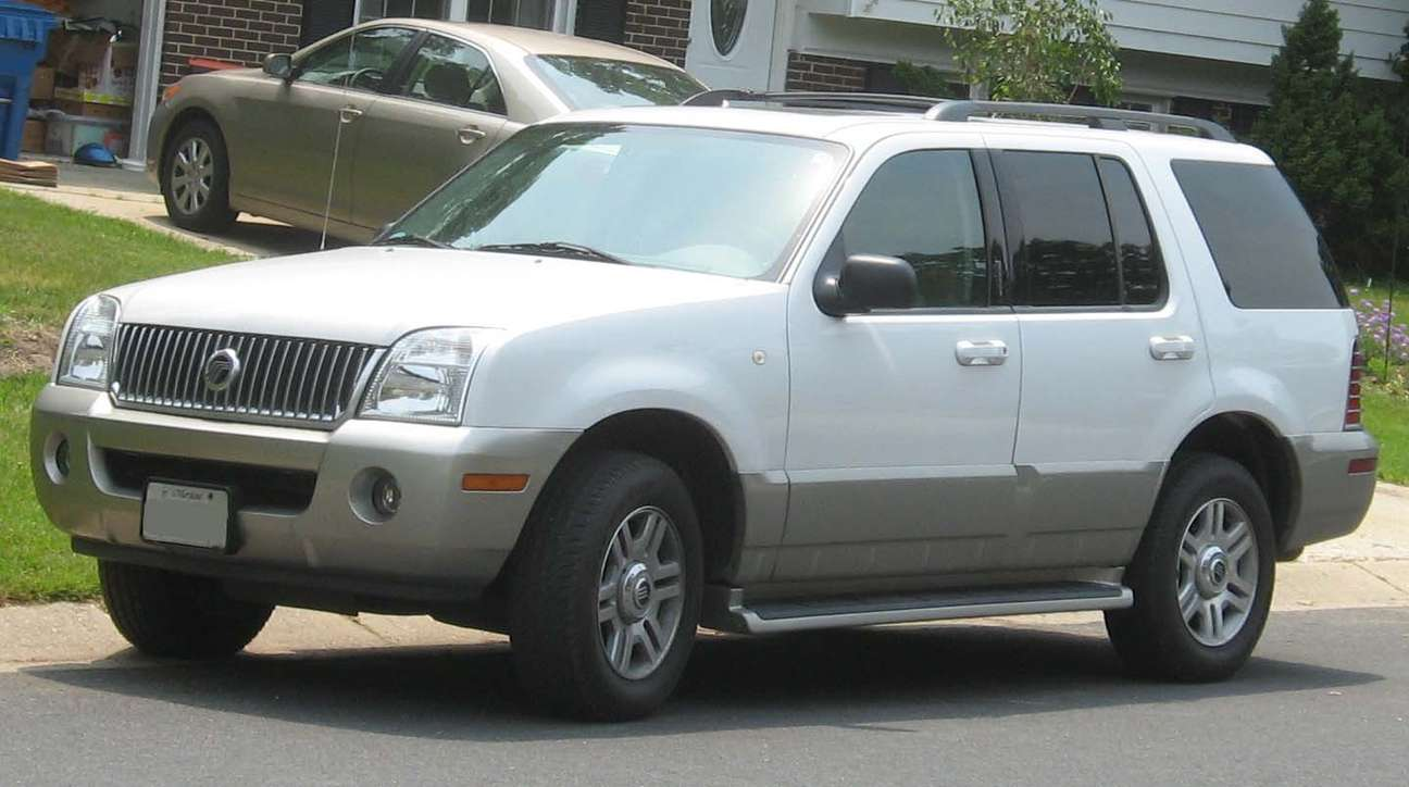 Mercury Mountaineer #8803160